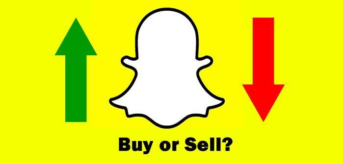 snapchat stock forcast