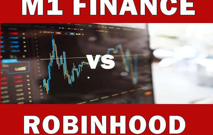 robinhood vs m1 finance