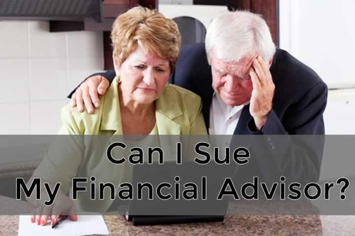 sue financial advisor