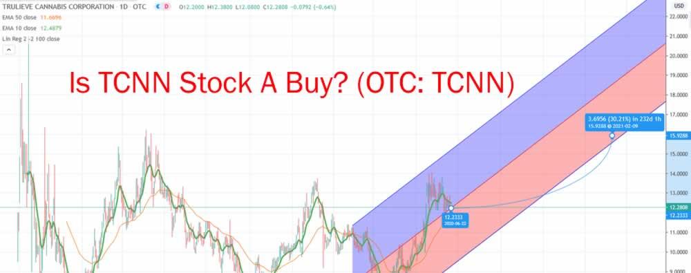 Trulieve Cannabis Stock Dips. Is TCNN Stock A Buy? (OTC: TCNN)