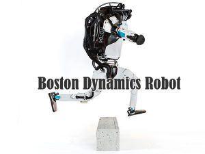 Boston Dynamics Stock