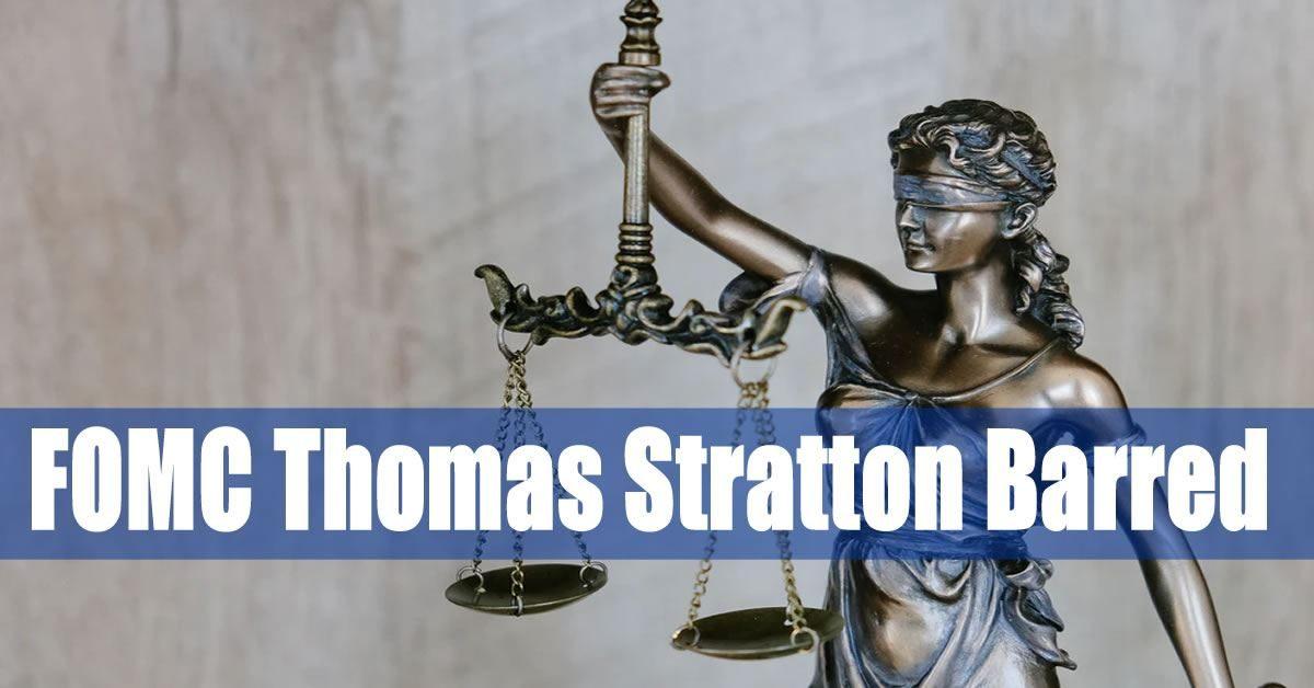 World Choice Securities: Thomas Stratton Barred